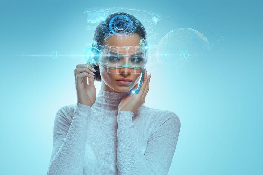 Beauté connectée : au coeur de la technologie